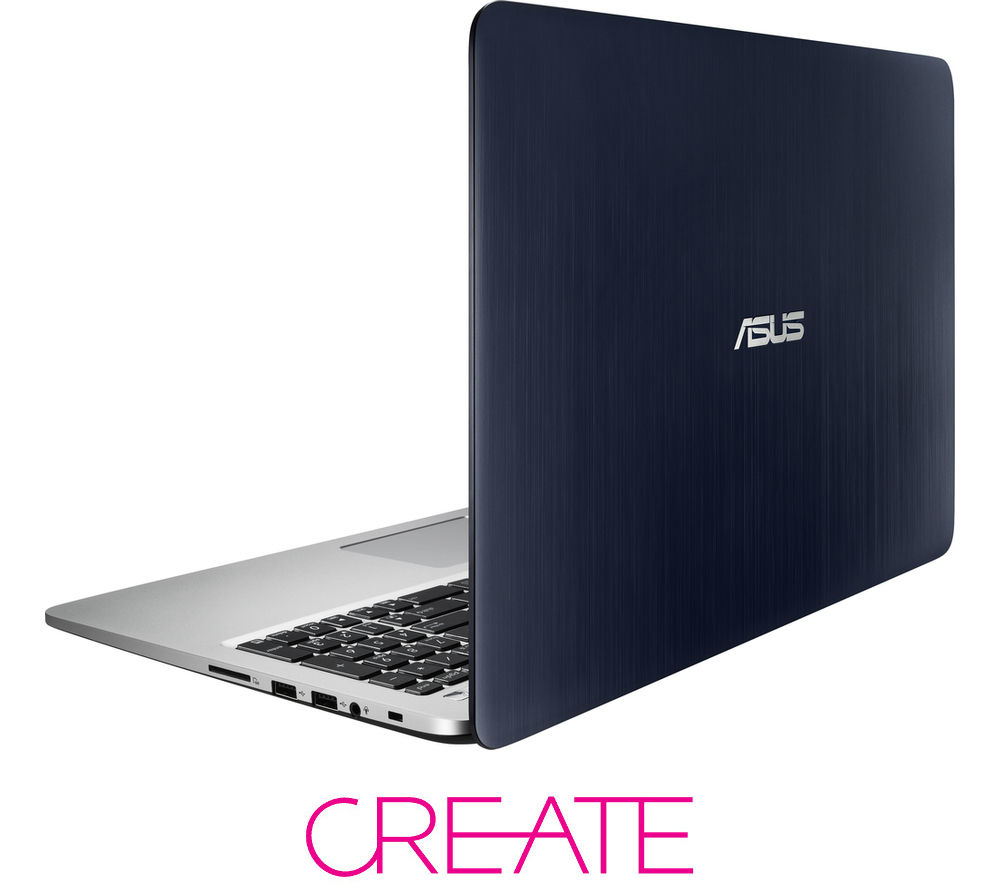"ASUS K501UB 15.6"" Laptop - Grey"