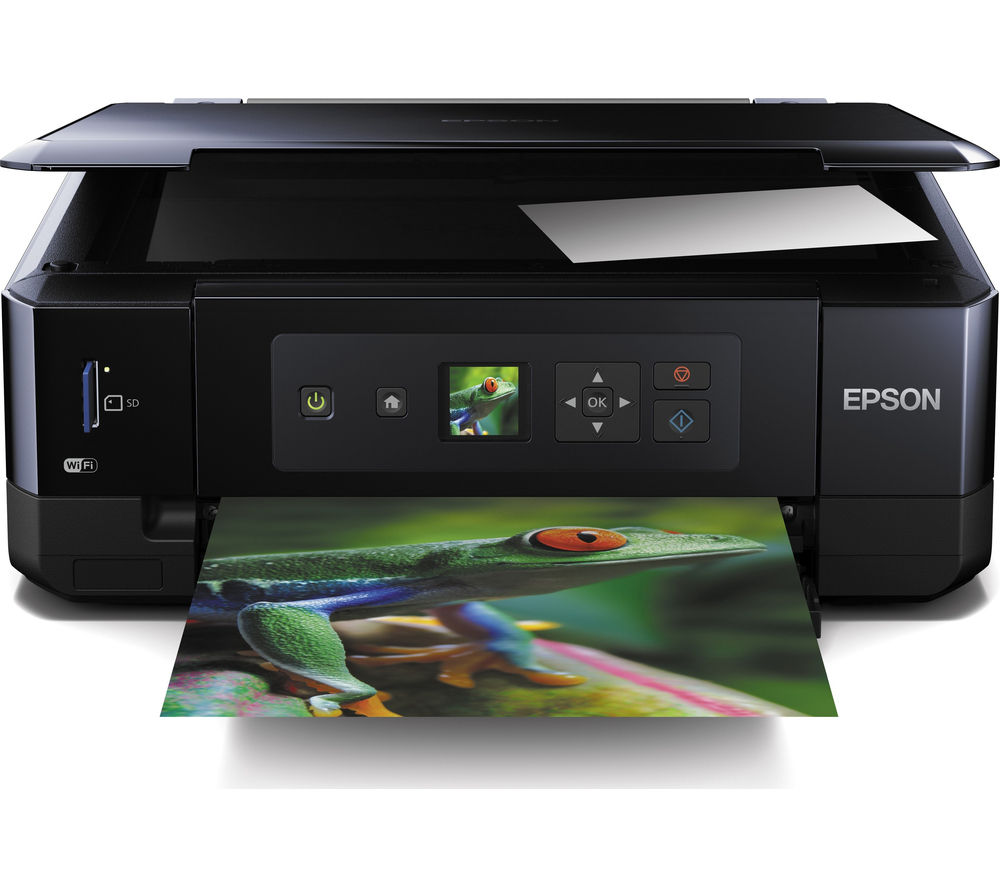 Image of Epson Expression Premium XP-530 All-in-One Wireless Inkjet Printer