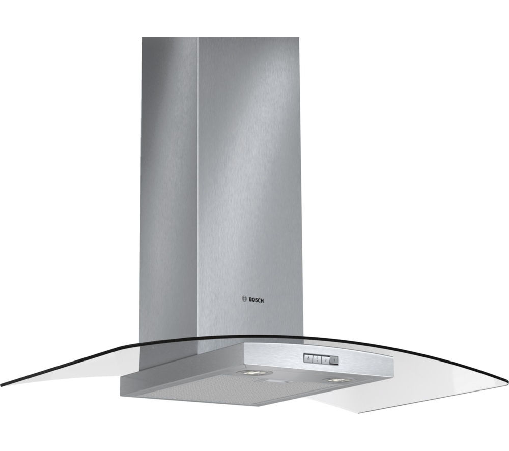 BOSCH  DWA094W51B Chimney Cooker Hood  Stainless Steel Stainless Steel