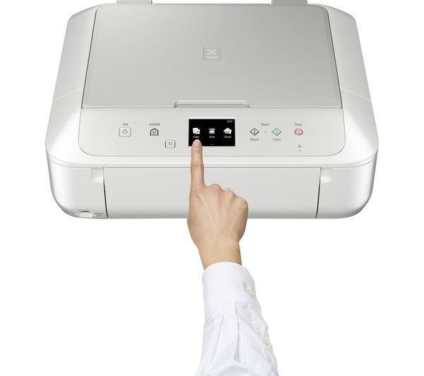 canon pixma how to get at printer cartridges