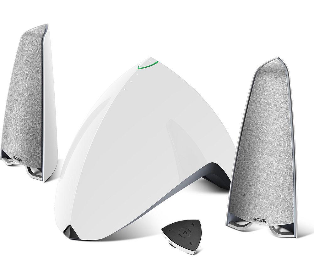 EDIFIER Prisma Encore E3360BT 2.1 PC Speakers - White