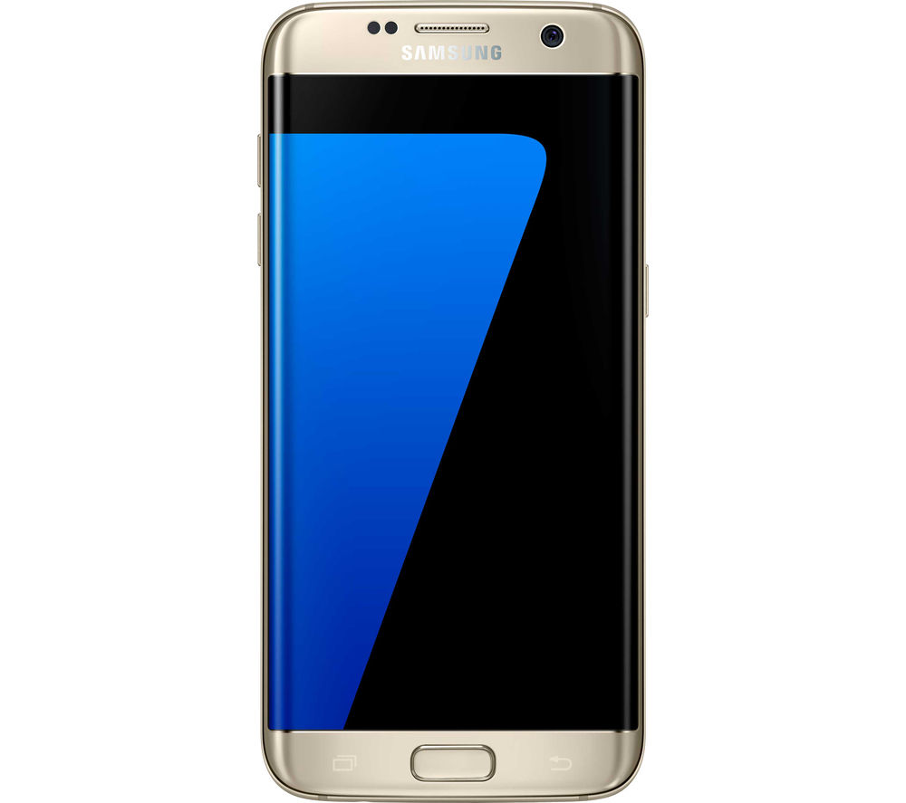 SAMSUNG Galaxy S7 edge - Gold