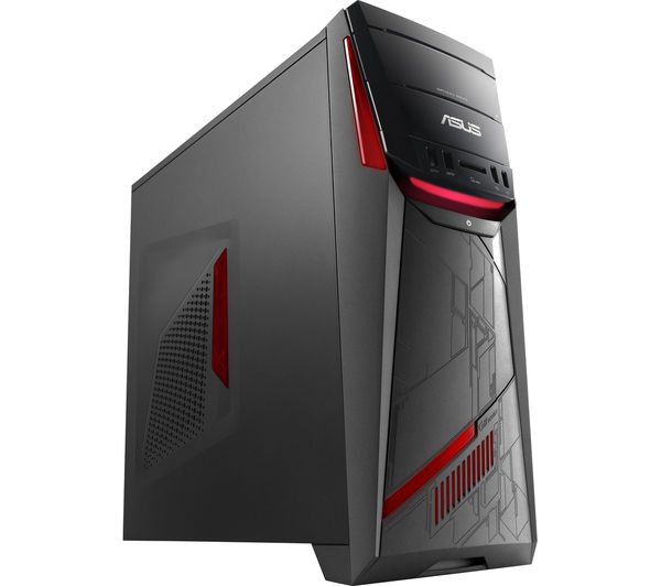 asus g11cd gaming pc deals pc world. Black Bedroom Furniture Sets. Home Design Ideas