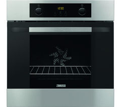 ZANUSSI ZOA35802XD Electric Oven - Stainless Steel