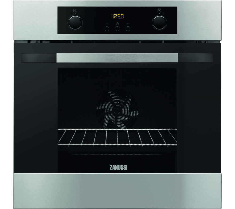 Image of ZANUSSI ZOA35802XD Electric Oven - Stainless Steel, Stainless Steel