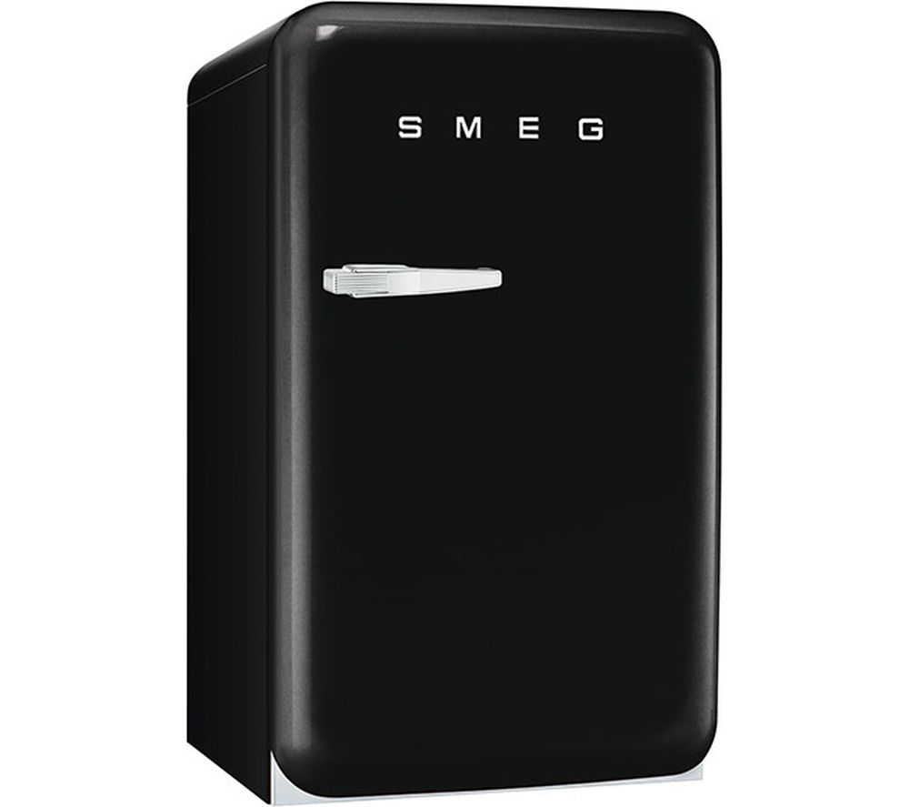 SMEG FAB10RNE Mini Fridge - Black
