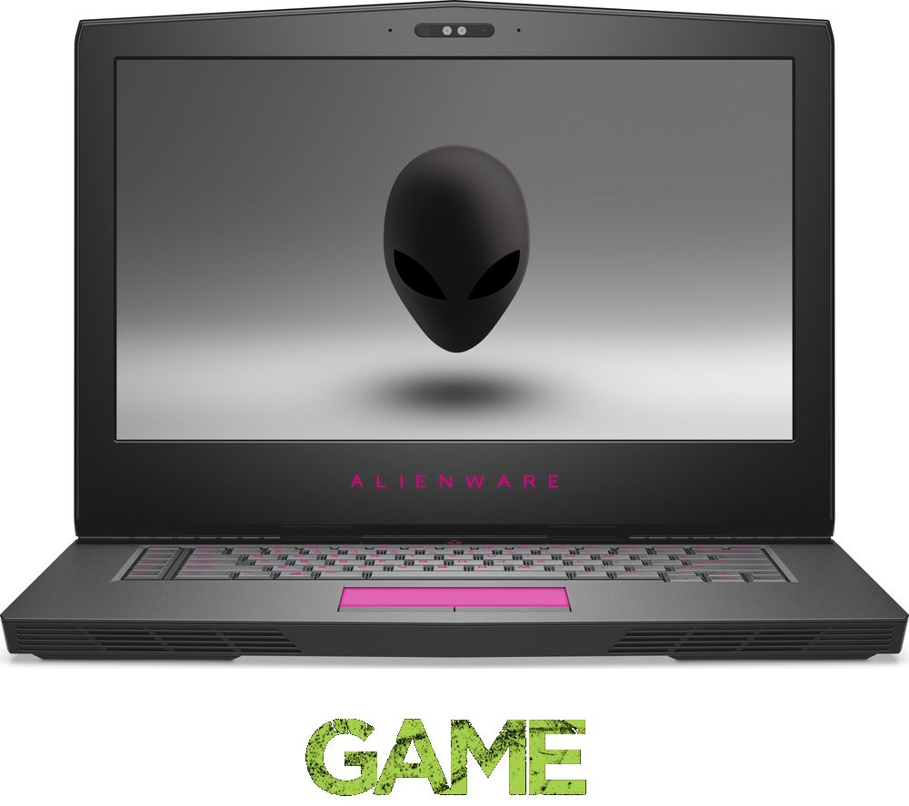"ALIENWARE 15 15.6"" Gaming Laptop - Silver"