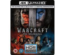 UNIVERSAL Warcraft UHD