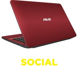 "ASUS VivoBook Max X441 14"" Laptop - Red"