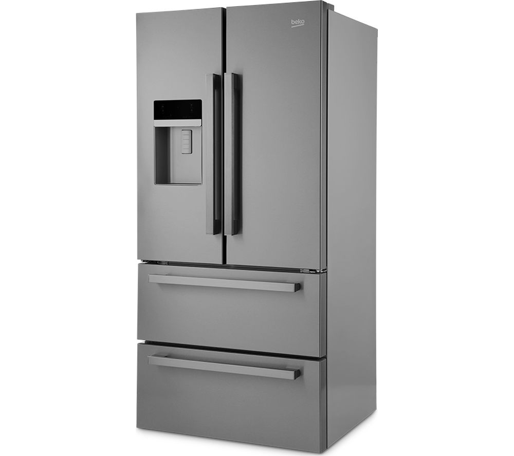 beko select gne60520x american style fridge freezer. Black Bedroom Furniture Sets. Home Design Ideas