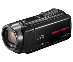 JVC GZ-R435BEK Camcorder - Black