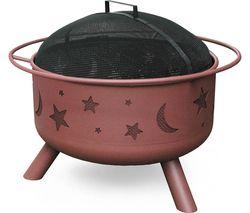 LANDMANN 22105 Moon & Stars Fire Pit