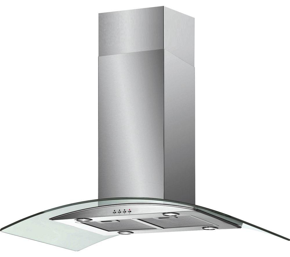 buy baumatic isl5ss island cooker hood stainless steel. Black Bedroom Furniture Sets. Home Design Ideas