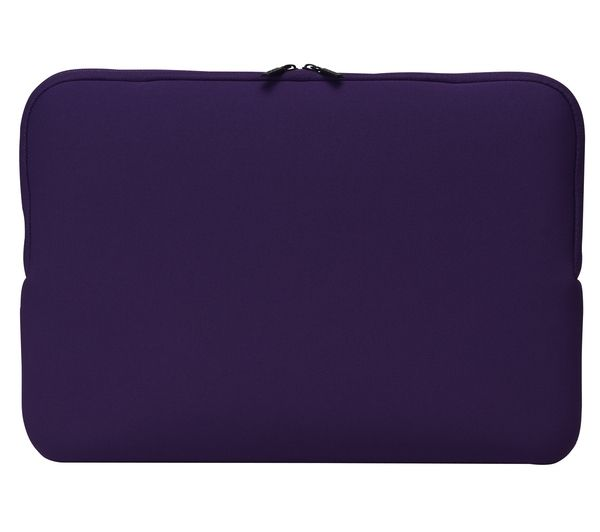"""Image of Logik L15NPP11 15.6"""" Laptop Sleeve - Purple, Purple"""