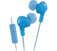 JVC Gumy HA-FR6-A-E Headphones - Blue