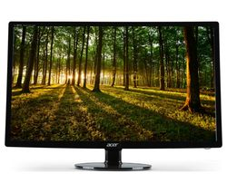 "ACER S1 Series S271HLCBID Full HD 27"" LED Monitor"