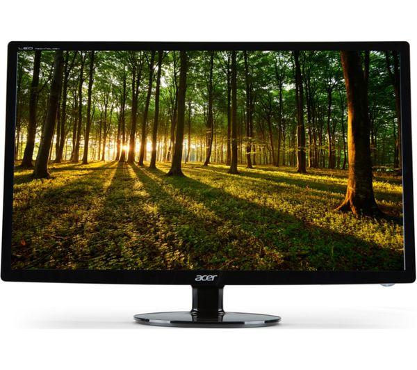 "Acer S271HLCBID 27"" LED Monitor"