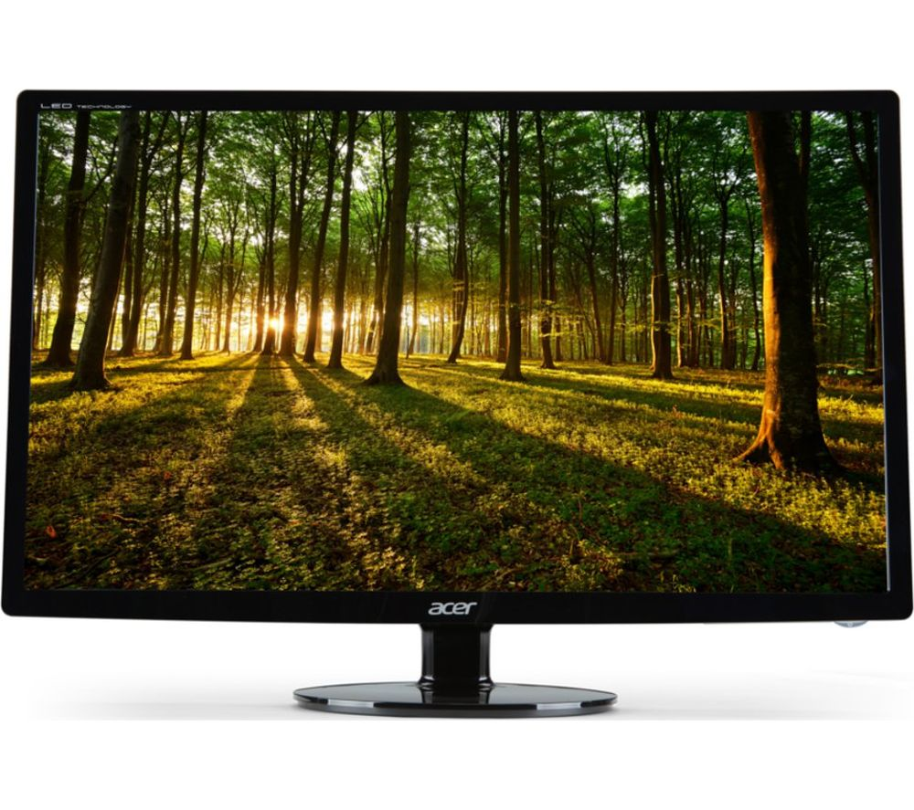 ACER S1 Series S271HLCBID Full HD 27 LED Monitor Deals