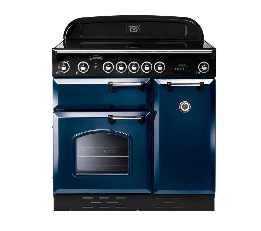 buy rangemaster classic 90 electric ceramic range cooker. Black Bedroom Furniture Sets. Home Design Ideas
