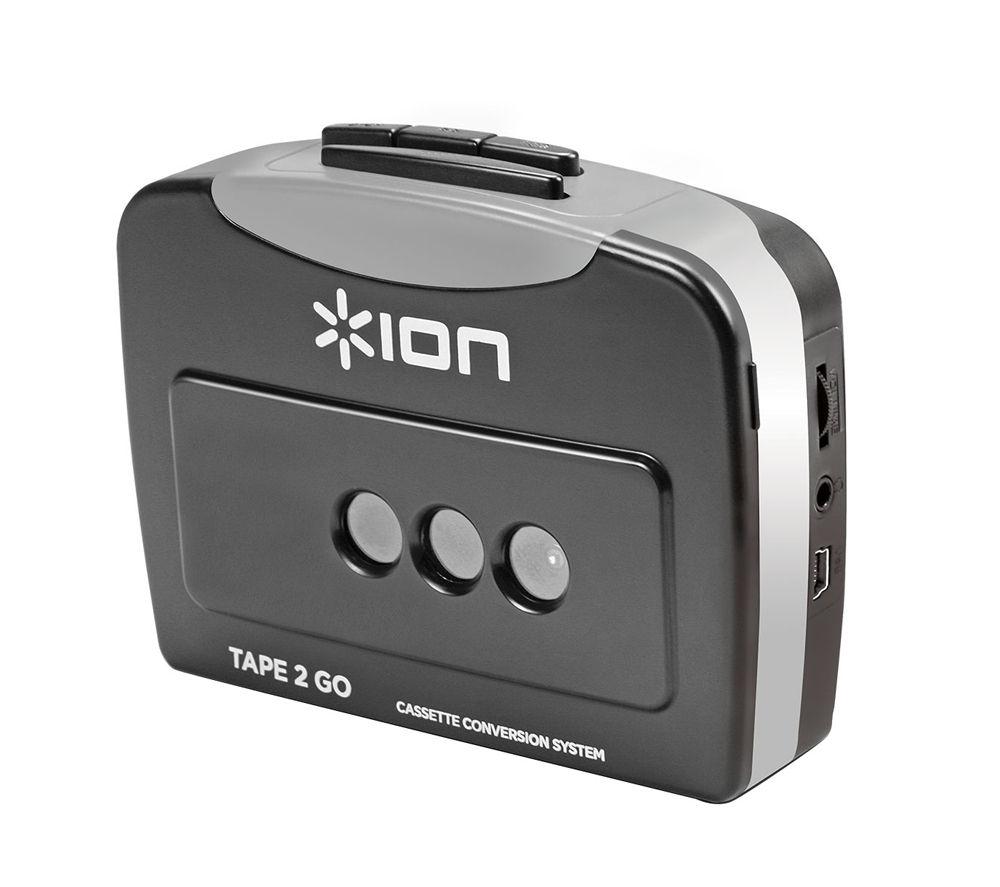 Tape 2 Go Digital Conversion Cassette Player