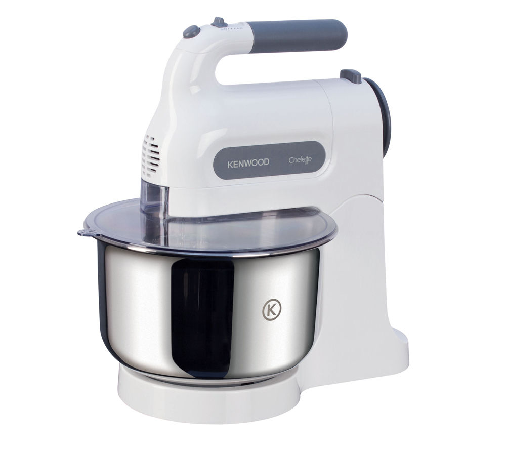 Food Mixers Kitchen ~ Buy kenwood hm chefette hand mixer with bowl white