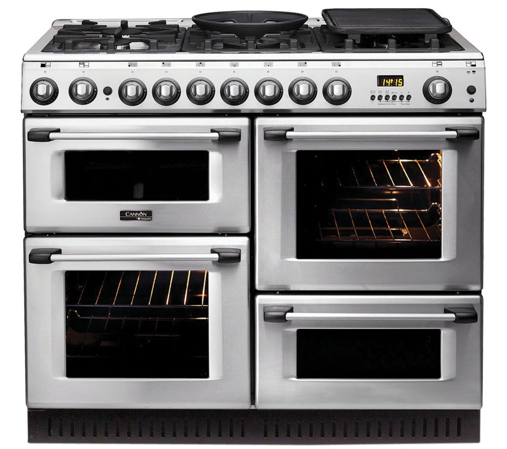 Cannon CH10750GFS Gas Range Cooker  Stainless Steel Stainless Steel