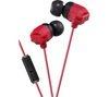 JVC Xtreme Xplosives HA-FR202-R-E Headphones - Red