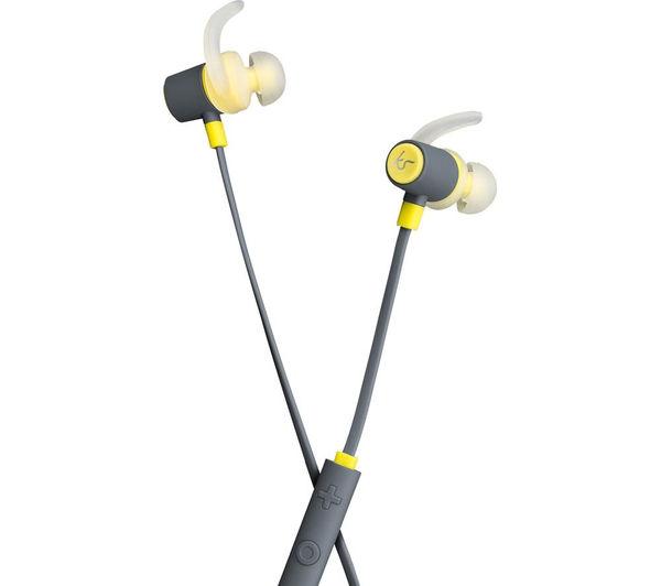 Buy KITSOUND Outrun Wireless Bluetooth Headphones - Yellow
