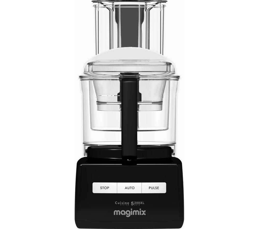 Buy MAGIMIX BlenderMix 5200XL Food Processor - Black | Free Delivery | Currys
