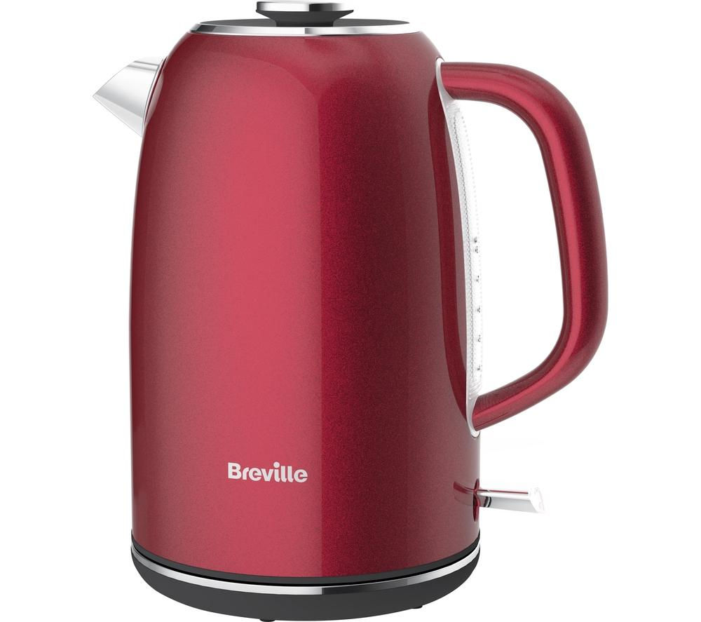 BREVILLE Colour Notes VKJ926 Jug Kettle  Red Red