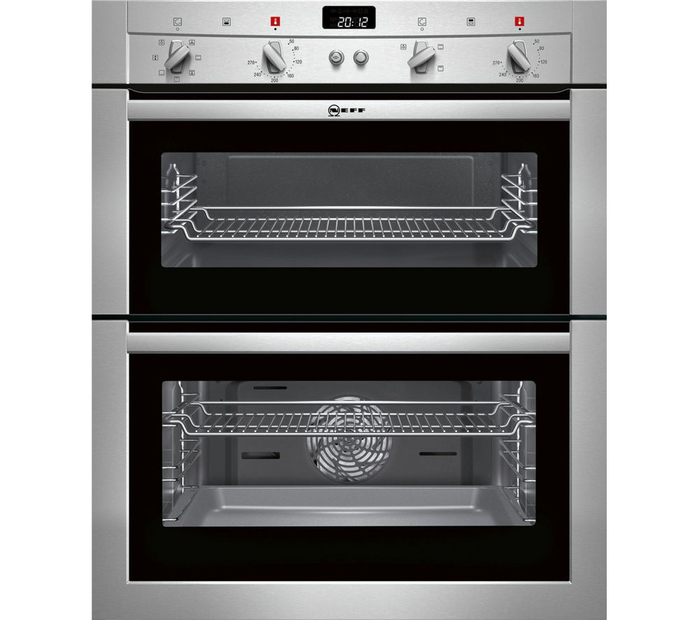 Buy NEFF U17M42N3GB Built under Electric Double Oven
