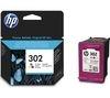 HP 302 Tri-colour Ink Cartridge