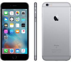 APPLE iPhone 6s Plus - 16 GB, Silver