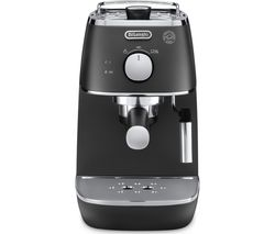 DELONGHI Distinta ECI341.BK Coffee Machine - Elegance Black