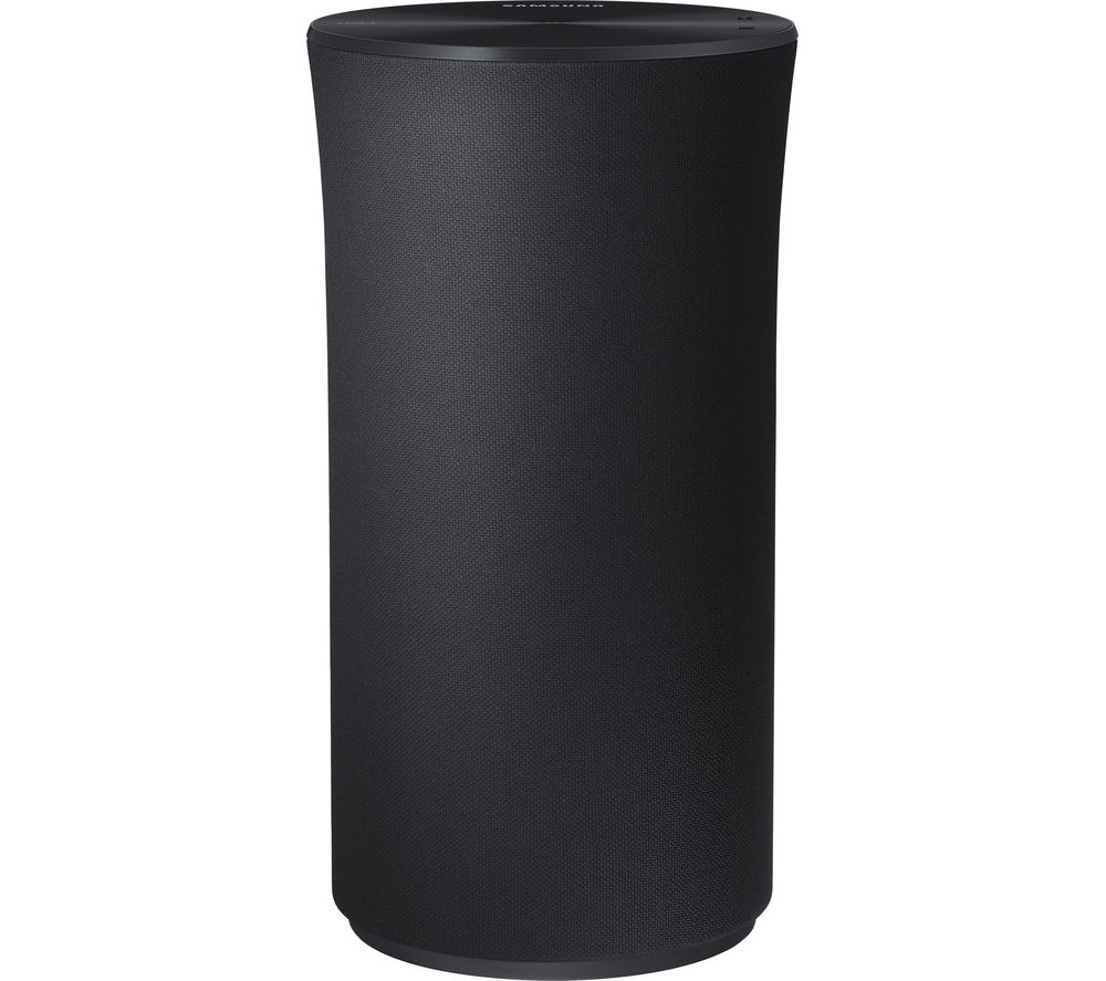 SAMSUNG R1 360° Wireless Smart Sound Multi-Room Speaker - Black