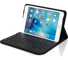 IWANTIT IM4KBCB16 Keyboard Folio iPad Mini Case - Black