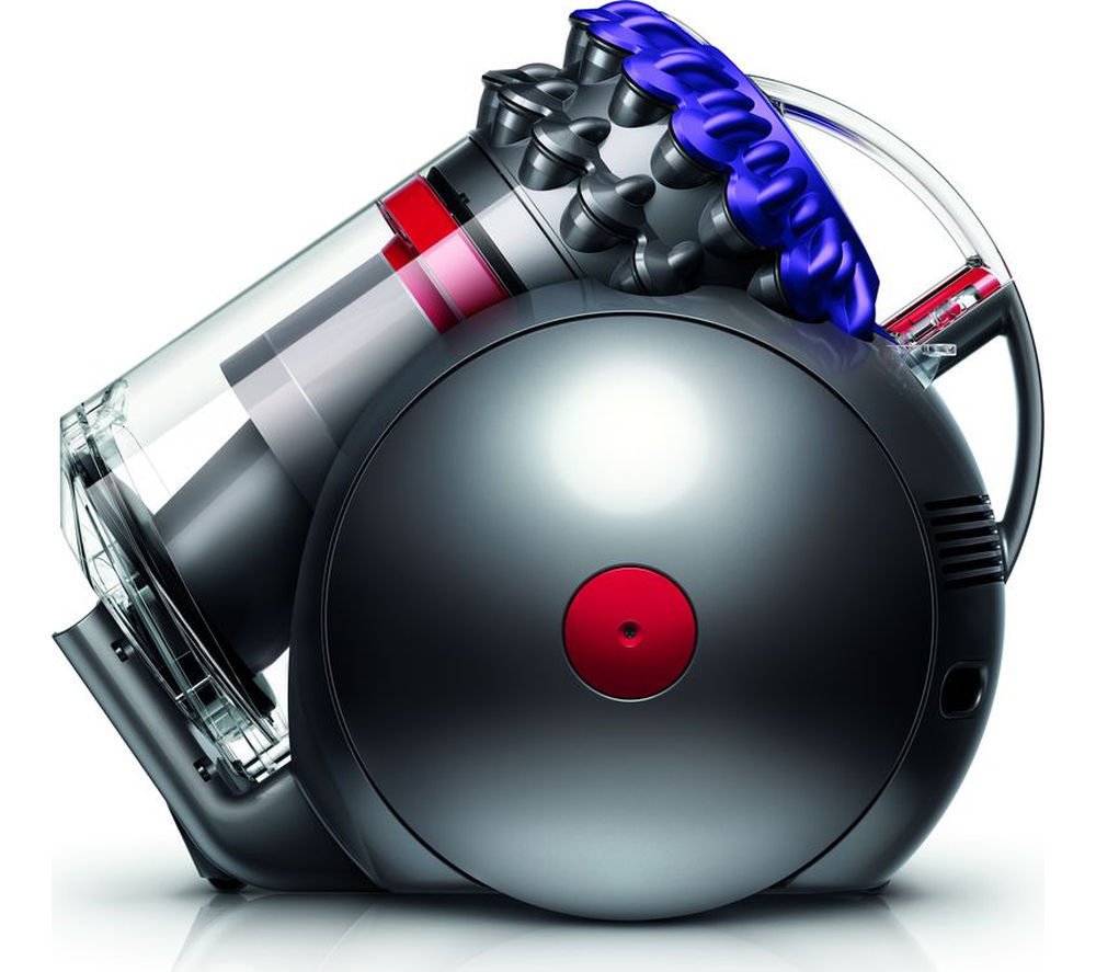 DYSON Big Ball Animal Cylinder Bagless Vacuum Cleaner - Satin & Purple + Clean and Tidy Kit