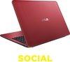 "ASUS X541SA 15.6"" Laptop - Red"