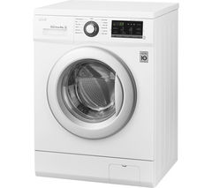 LG FH4G6TDN2 Washing Machine - White