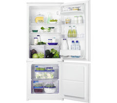 ZANUSSI ZBB24431SA Integrated Fridge Freezer