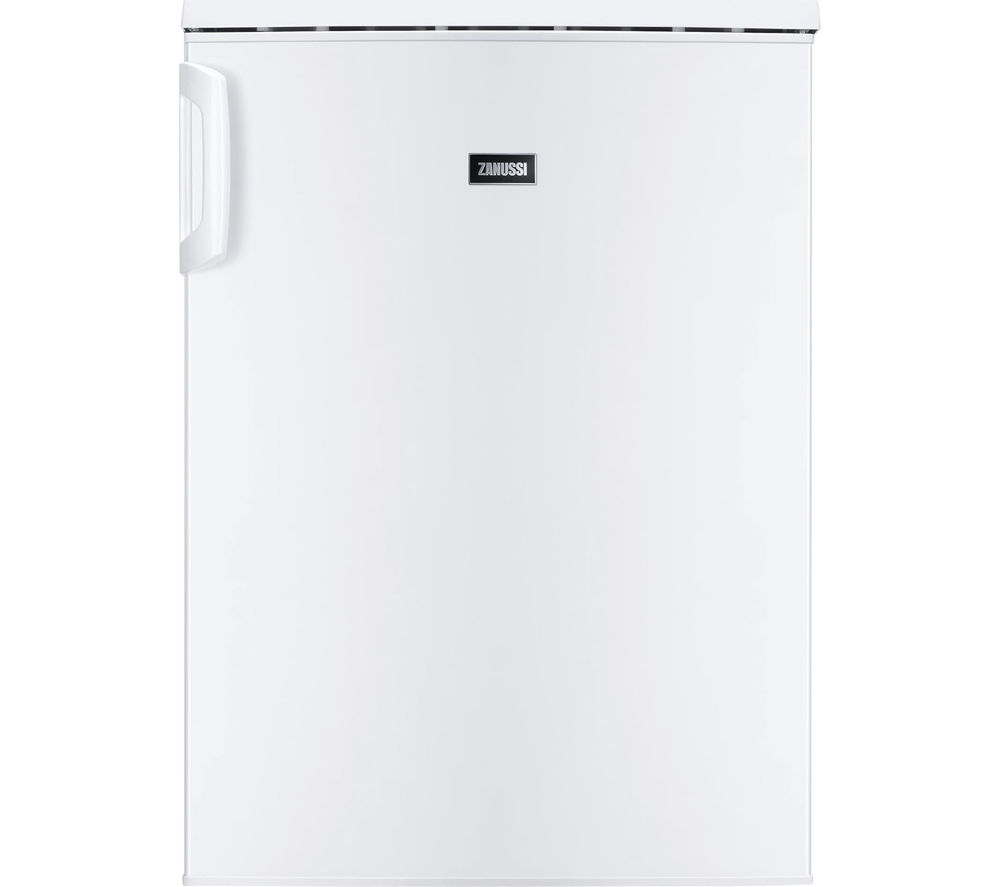 ZANUSSI ZRG14800WA Undercounter Fridge Review