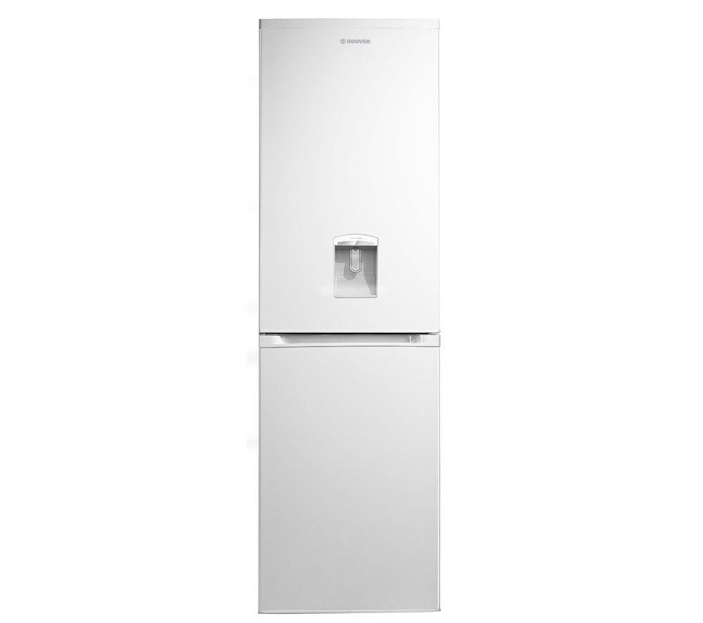 HOOVER  HVBF5182WWK Fridge Freezer  White White