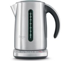 SAGE by Heston Blumenthal BKE820UK Smart Jug Kettle - Silver