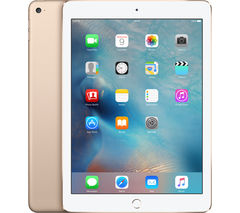 APPLE iPad Air 2 Cellular - 32 GB, Gold