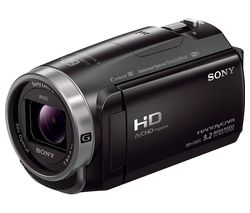 SONY HDR-CX625 Traditional Camcorder - Black