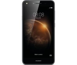 HUAWEI Y6 II Compact - 16 GB, Black