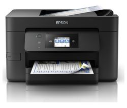 EPSON Workforce Pro WF-3725 All-in-One Wireless Inkjet Printer with Fax