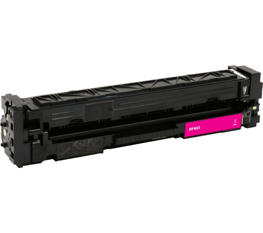 ESSENTIALS Remanufactured CF403A Magenta HP Toner Cartridge