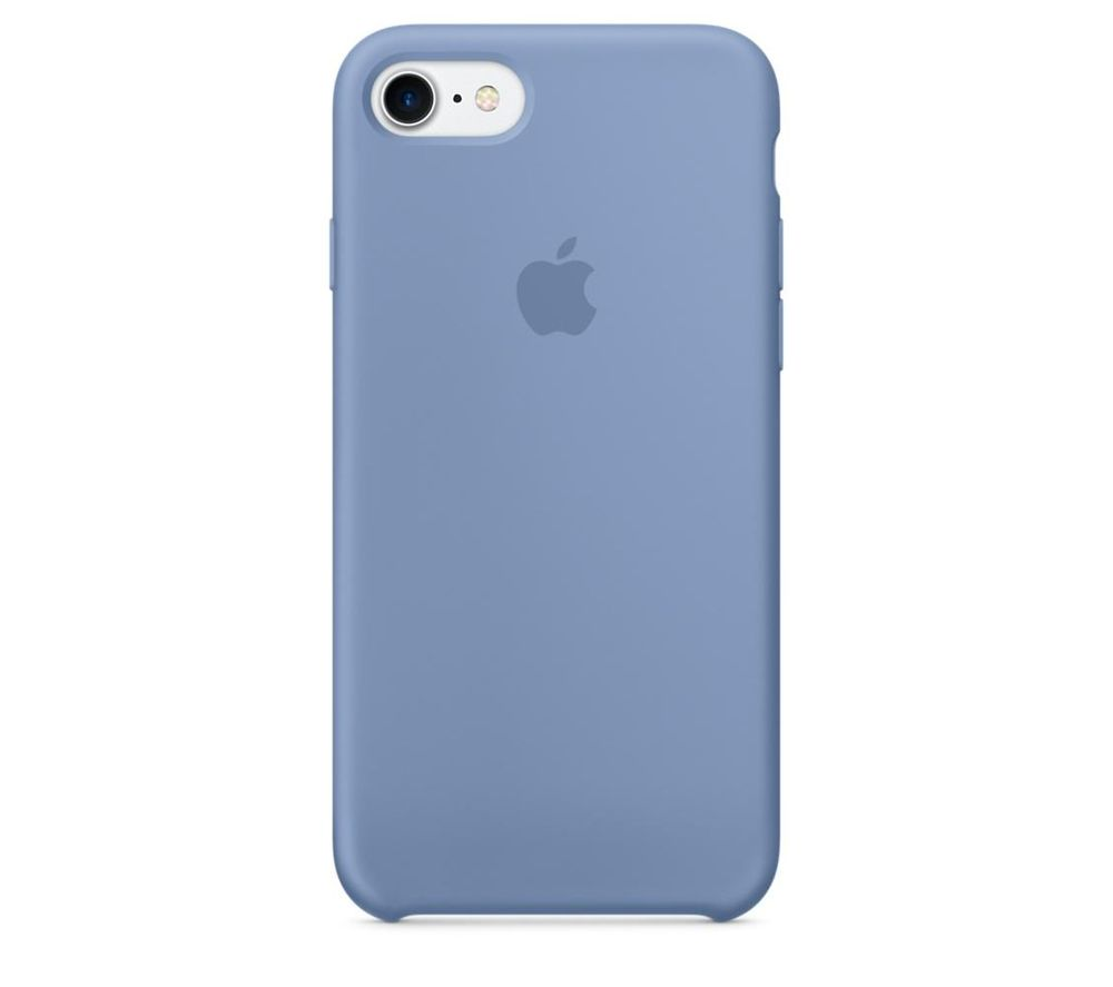 APPLE Silicone iPhone 7 Case - Azure, Azure.