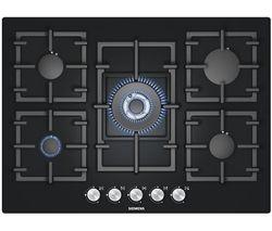 SIEMENS iQ300 EP716QB91E Gas Hob - Black